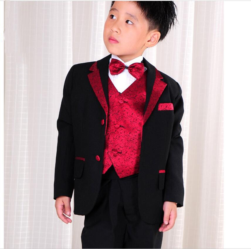 b696acce Boys Blazers Kids Boys Suits for Weddings Prom Suits Birthday Dress ...