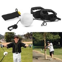 Высокое качество качели динамика бейсбол софтбол тренер набор комплект для спортивной подготовки программы Бейсбол удар обучение инструмент