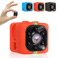 PARASOLANT SQ11 Mini Camera HD 720P Night Vision Camcorder Car DVR Infrared Video Recorder Sport Digital