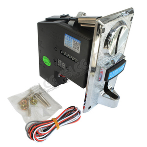 BLEE Multi coin acceptor programable for 6/9 different values selector for vending machine arcade game machines washing machine