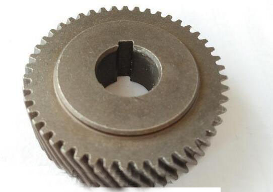 Electrical Circular Saw Repair Part 40mm Helical Gear Wheel for Makita 5806 plastic electrical product accessory part mold