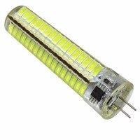 Новейший продукт G4 LED силиконовые лампы 5730SMD, G4 Светодиодная лампа 136LED затемнения лампа AC220V/110 В