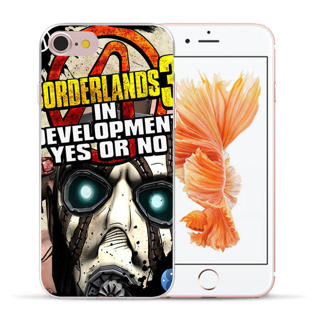 Borderlands 3 7 iphone case
