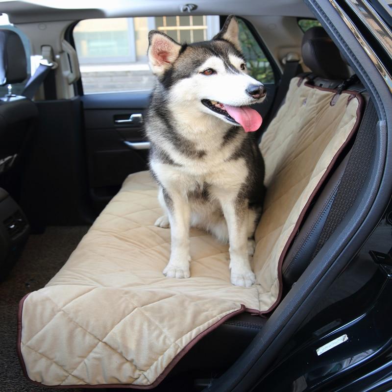 Minkštas naminių gyvūnėlių automobilio sėdynės dygsniuotas - Naminių gyvūnėlių produktai - Nuotrauka 2