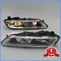 Frete Grátis Para VW Passat B7 2011 2012 2013 2014 2015 nova Frente Lados Esquerdo E Direito Halogênio luz de Nevoeiro Luz de Nevoeiro