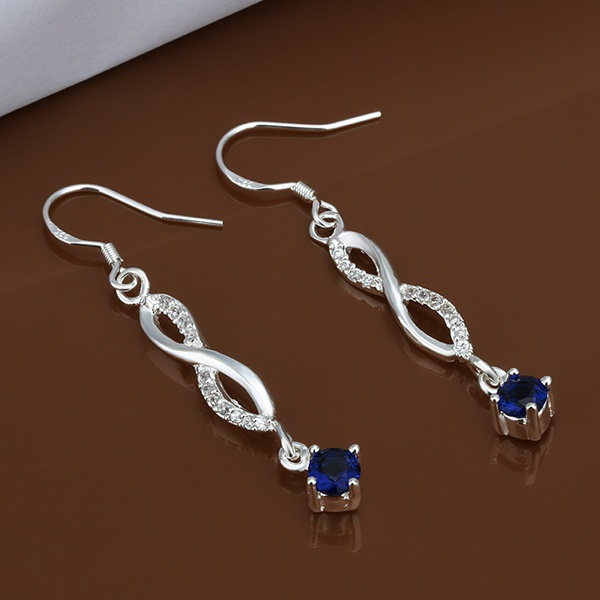 E453 Wholesale 925 sterling silver earrings , 925 silver fashion jewelry ,  azdajqka ektancaa