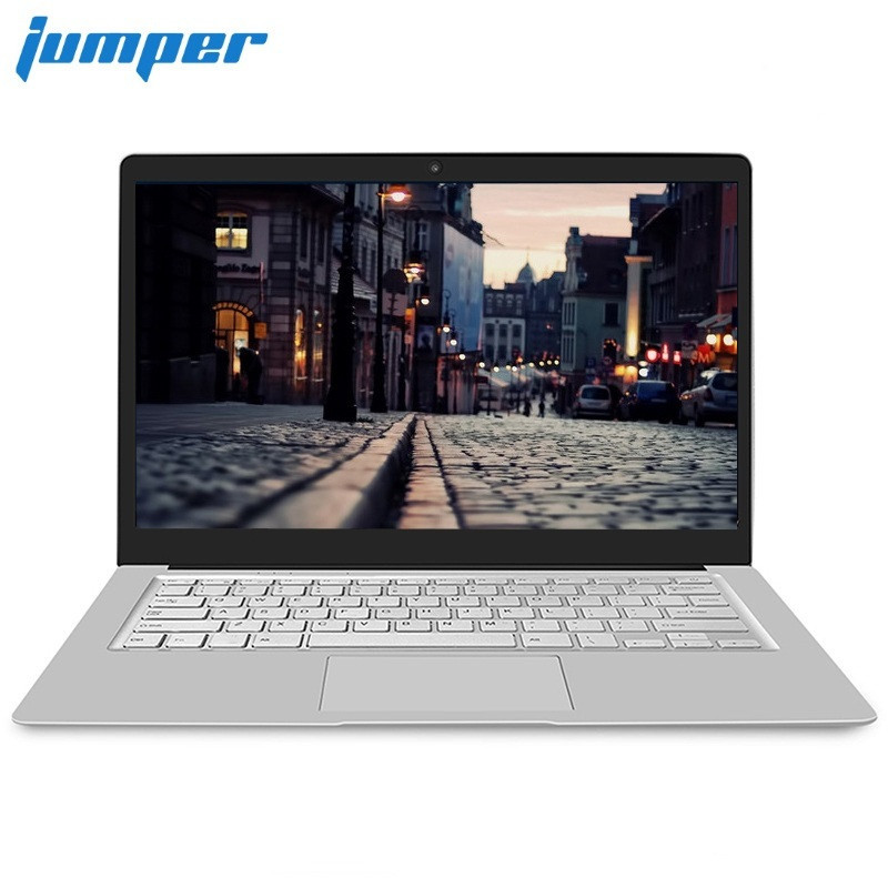 Jumper EZbook S4 14'' Laptop Windows 10 Intel J3160 Quad Core 1.6GHz 8GB RAM 256GB SSD Notebook 2.4G/5G WiFi Bluetooth Computer(China)