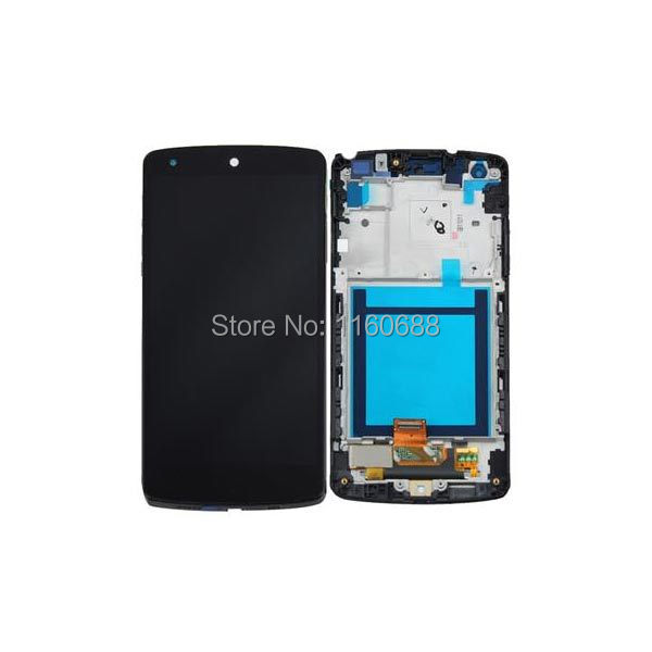 Lcd display screen+Touch Glass screen digitizer+ frame assembly for Lg Nexus 5 D820 D821 replacement Pantalla free shipping new lcd touch screen digitizer with frame assembly for lg google nexus 5 d820 d821 free shipping