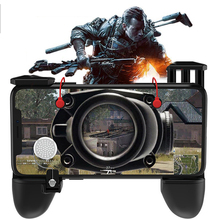 Mobile Contol Aim Key L1R1 Gaming Shooter Controller For Android iPhone PUBG Joystick Shooting Game For PUBG controller