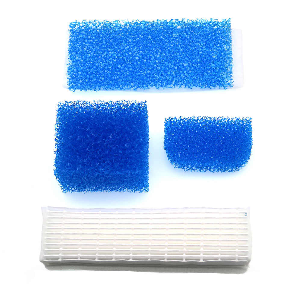Details about  /5PCS Replace Filter Set For Thomas 787203 TWIN Genius Aquafilter TT T2 Type New