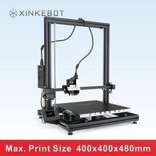 2016 Wanhao Совершенно Новый Дизайн Рабочего Стола Большой DIY 3D Принтер Металлический Каркас СВЕТОДИОДНЫЙ Экран Xinkebot ORCA2 Cygnus