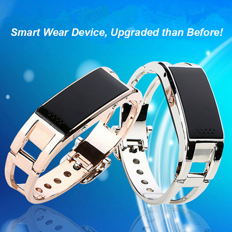 font b Smart b font font b Watch b font Track Wristwatch Bluetooth Smartwatch Wearable