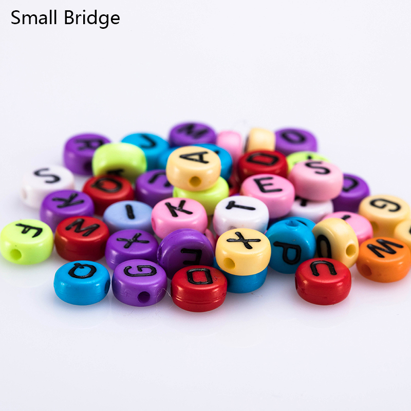 Round Letter Beads2