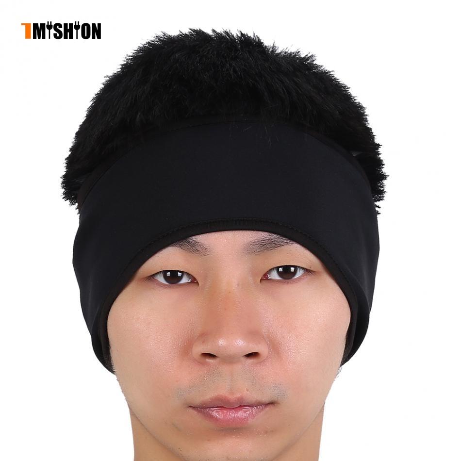 Headband Support Braces Belt For Women Men Outdoor Sports Hairband Winter Ear Muff Warmer Headband Head Wear Adults