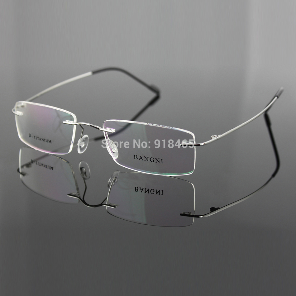 Rimless Glasses No Screws : Aliexpress.com : Buy Beta Titanium Rimless Glasses Hinge ...
