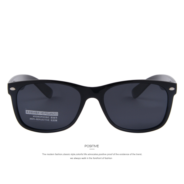 Mens Polarized Classic Retro Shades