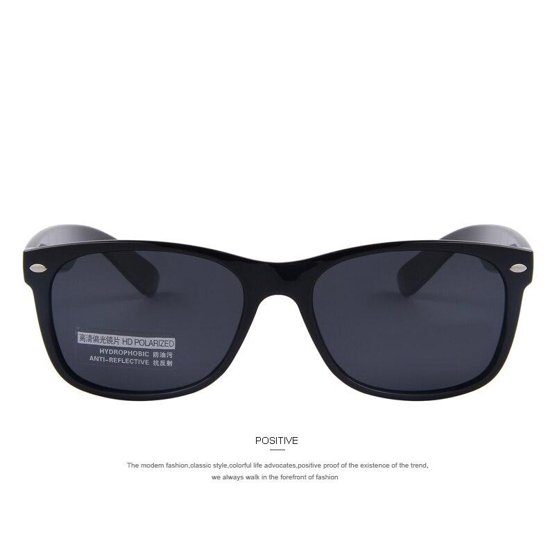 MERRYS Män Polariserade Solglasögon Klassiska Män Retro Nitter - Kläder tillbehör - Foto 2