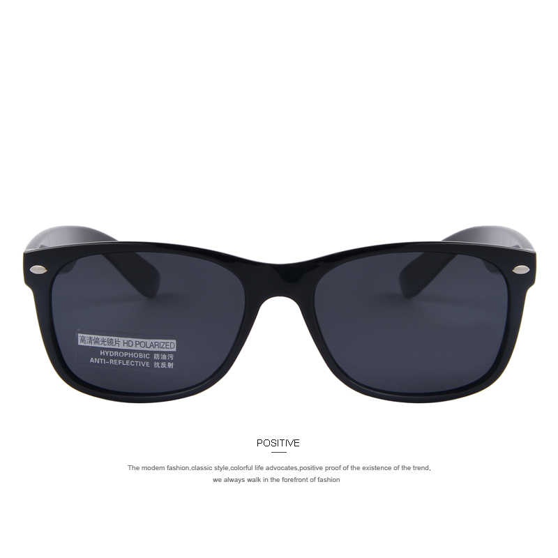 fc2070091b4 ... MERRYS Men Polarized Sunglasses Classic Men Retro Rivet Shades Brand  Designer Sun glasses UV400 S683 ...