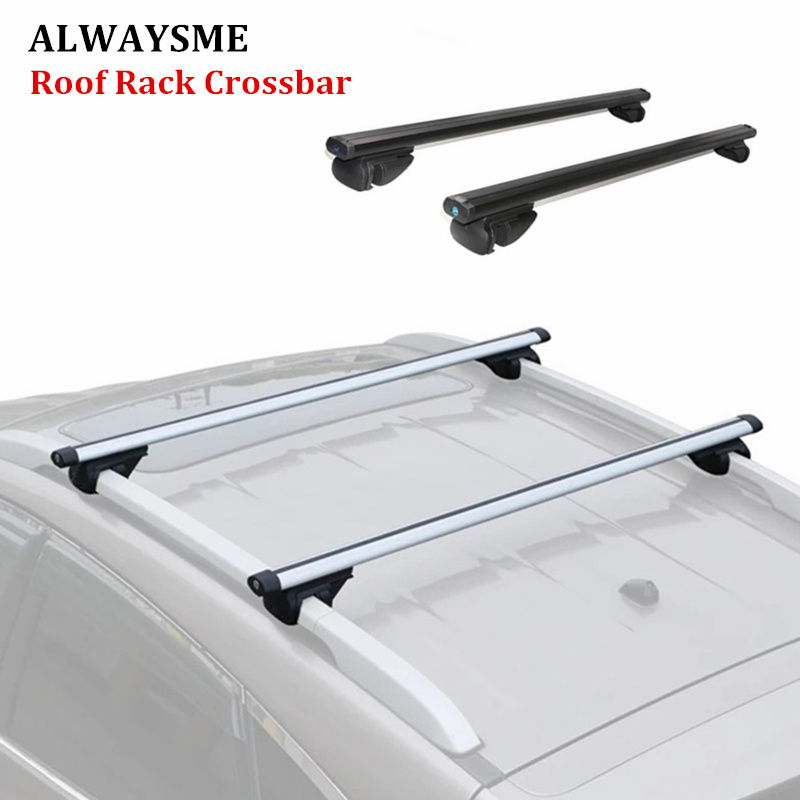 For Nissan X Trail 2008 2009 2010 2011 2012 2013 Oem Style Roof Rack Rails Bars With Spotlights Roof Rack Interior Accessories Nissan