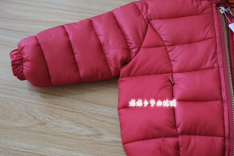 New fashion little boy 1-5 years winter bread jacket thick coat - Children's Clothing - Photo 5