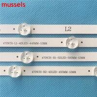 """עבור lg רצועת LED אחורית עבור LG 47"""" LCD 94cm 9 מנורה 47LA6200 47LN5400 6916l-1527a 6916l-1528A 6916l-1547A 1529A 6916L-1359A חדש (3)"""