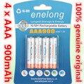 4 шт. 100% подлинные карты, установленной BPI специальные раз enelong AAA Никель-Металлогидридные аккумуляторные батареи 900 мАч