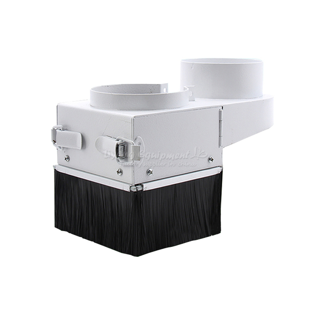 80mm Spindle Dust Cover for CNC Machine with 1.5KW and 2.2KW Spindle Motor