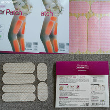 18pcs Mymi Wonder Patch For Legs Arm Slim Patch font b Weight b font font b