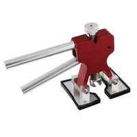Red Dent Lifter Paintless Dent Repair Hail Removal tool Dent removal tools Glue Puller Hand Lifter PDR Tool
