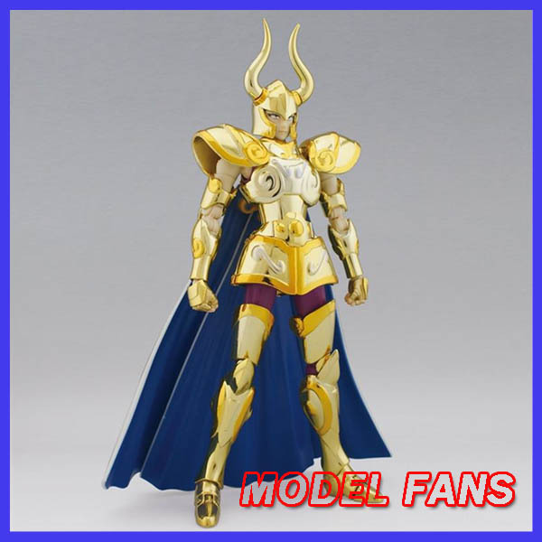 MODEL FANS IN-STOCK Free shipping saint seiya Cloth Myth LC  EX  2.0 gold saint Capricorn Shura Action Toy Figures