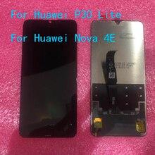 6.15 Original LCD Display For Huawei P30 Lite touch screen digitizer assembly for Nova 4e MAR-LX1 LX2 AL01LCD Repair kit