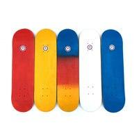Maple Skateboard 8in Deck Include Sandpaper Double Rocker Skateboard Deck Profession Skateboard