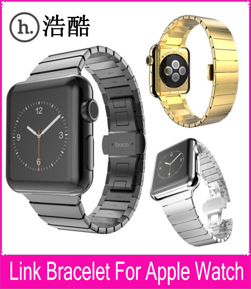 High Quality Link Bracelet Band For Apple Watch Series 3 2 1 42mm Stainless Steel Strap With Quick Release Function link bracelet stainless steel watch band for apple watch band series 3 2 1 strap for iwatch adjustable high quality