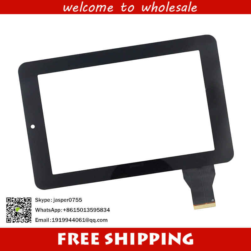 HLD-GG707S HLD120922 M704A1 for texet TM-7043XD TM 7043XD panel touch screen writing tablet pc HLD-GG707S-G-2045A-CP-V00