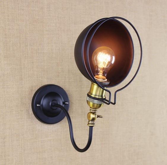 Loft Style Decorative Edison Wall Sconce Adjustable Bedside Wall Lamp Industrial Vintage Wall Light Fixtures For Home Lighting pillsbury editors pillsbury complete cookbook