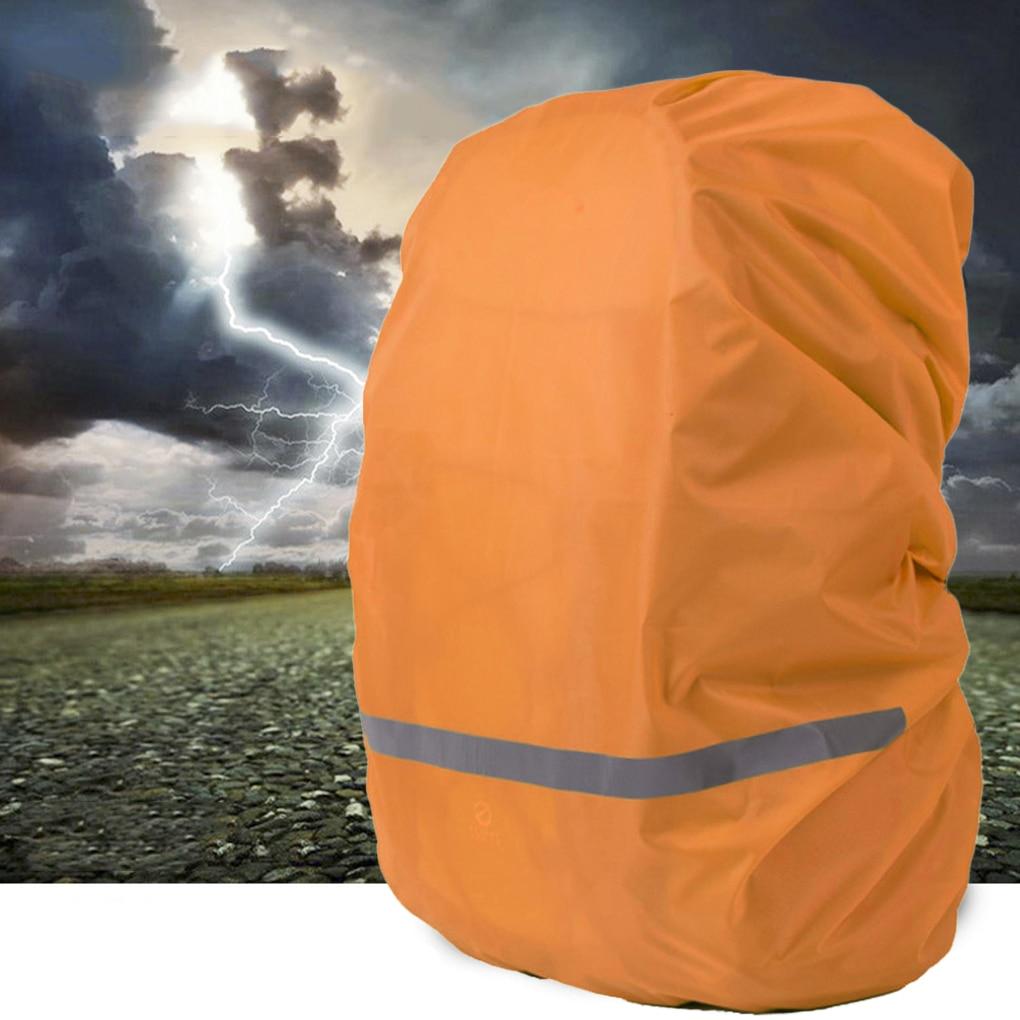 Reflective Light Waterproof Dustproof Backpack Rain Cover Portable Ultralight Shoulder Bag Protect