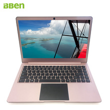 Bben ноутбука 14.1 «Записные книжки FHD Win10 pro intel Apollo Lake N3450 4 ядра 4 ГБ Оперативная память 64 ГБ EMMC + M.2 SSD 128 ГБ/256 ГБ дополнительно