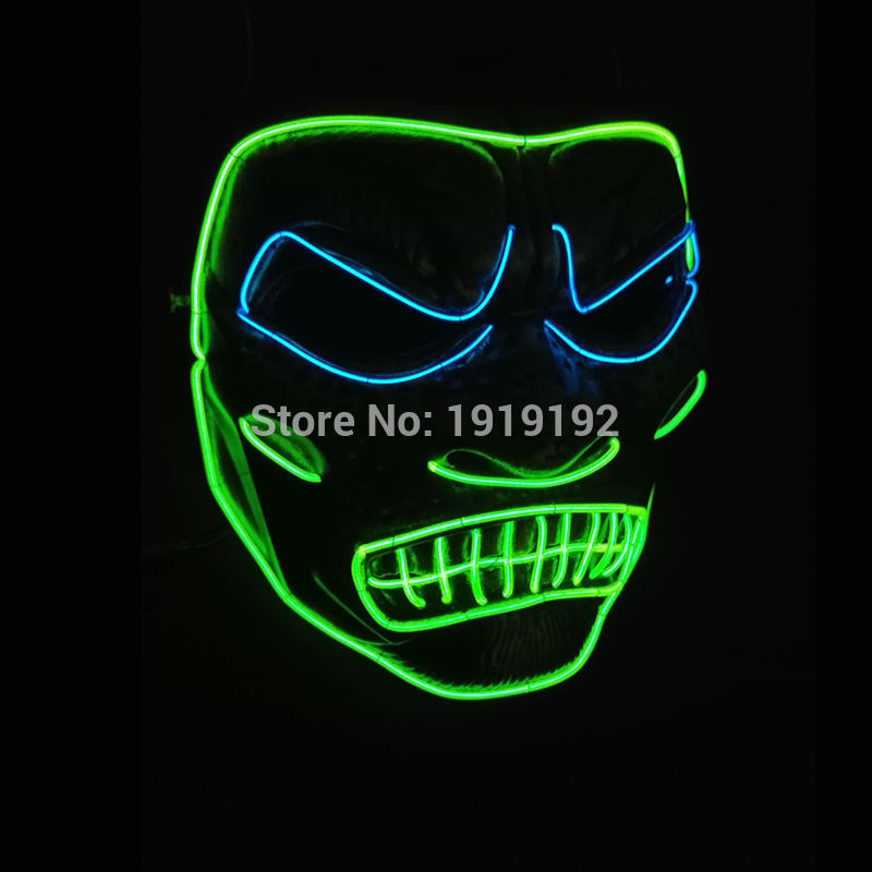 HTB1L4TnRVXXXXcBXVXXq6xXFXXXn - Mask Light Up Neon LED Mask For Halloween Party Cosplay Mask PTC 260