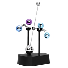 Planet Kinetic Mobile Desk Toy Mini Jupiter- Electronic Perpetual Motion