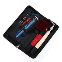 10Pcs Professional Piano Tuning Tool Kit Maintenance Equip with Case