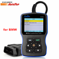 V7 0 Creator C310 Pro Newest For BMW Scanner Multi Systems Car Diagnostic Scan Tool For