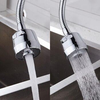 Grifo direccional, cabezal para salpicaduras, rociador de cocina, dispositivo de ahorro de agua, grifo de filtro de dos usos, filtro doméstico