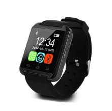 Bluetooth elegante reloj de pulsera U8 U reloj para Samsung HTC Huawei LG Xiaomi teléfono Android Smartphones Sync Call mensaje