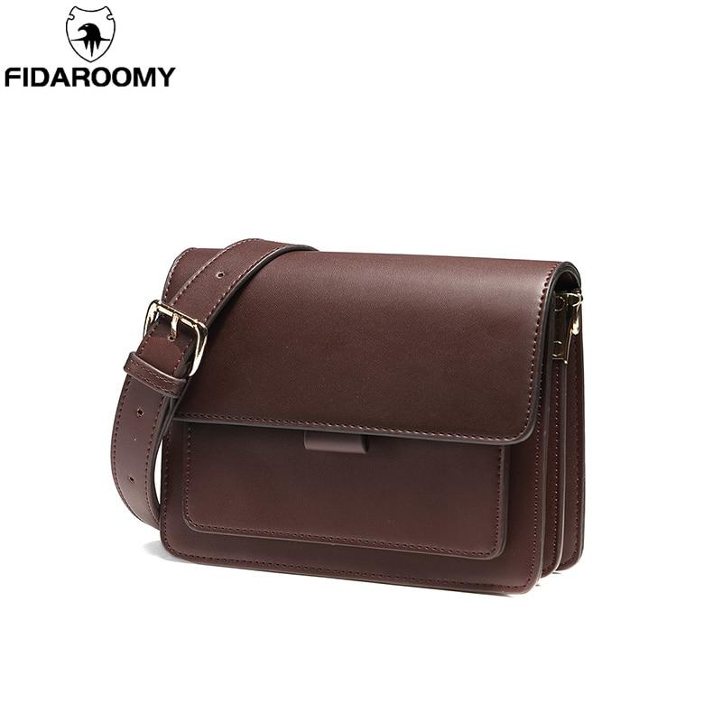 Classic Women Flap Shoulder Bag Vintage PU Leather Crossbody Bag Ladies Small Summer Beige Messenger Bag Travel Purses Handbags