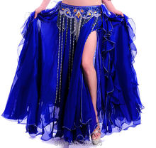 Free shipping High quality New bellydancing skirts belly dance skirt costume training dress or performance -6001