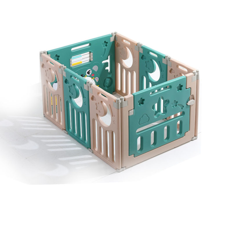Children's Play Fence Indoor Safe Home Crawling Toddler Baby Indoor Fence Playground