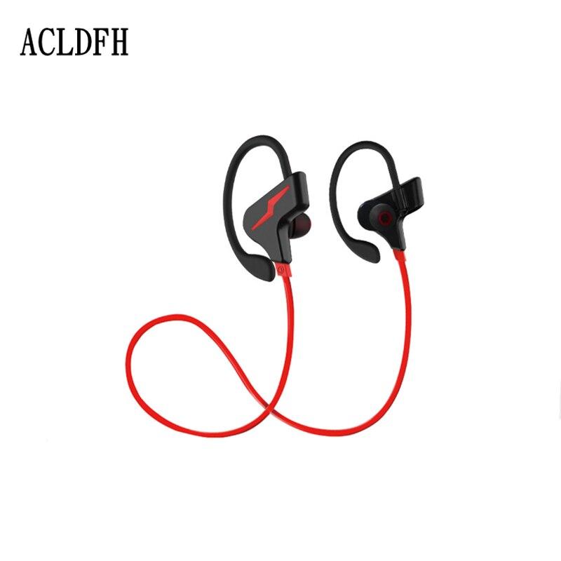Bluetooth Écouteur Auriculares Inalambrico Casque IPX6 Étanche Sans Fil Sport courir Basse Ecouteur Bluetooth V4.1 avec Mic