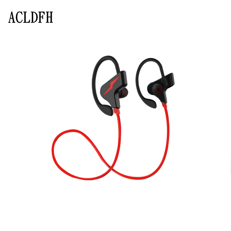 Bluetooth Earphone Auriculares Inalambrico Headset IPX6 Waterproof Wireless Sports running Bass Ecouteur Bluetooth V4.1 with Mic