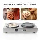 Кофе котел & Теплее Кофе Отопление & нагревание горшок Электрический автоматический американо кофе машины для отеля буфет - 6