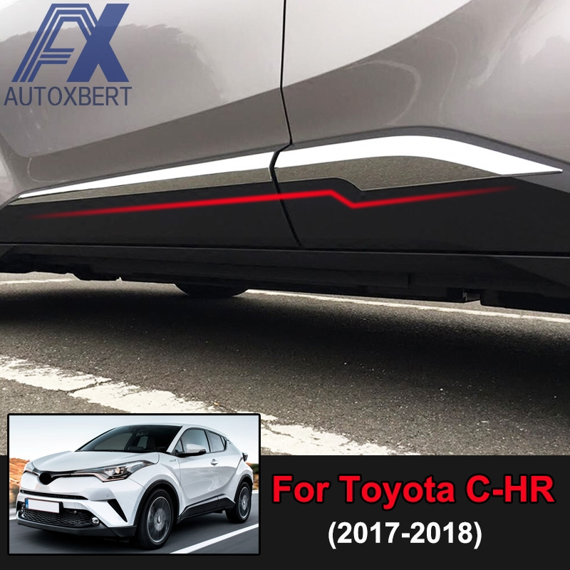 top 10 most popular toyota car side molding list and get free